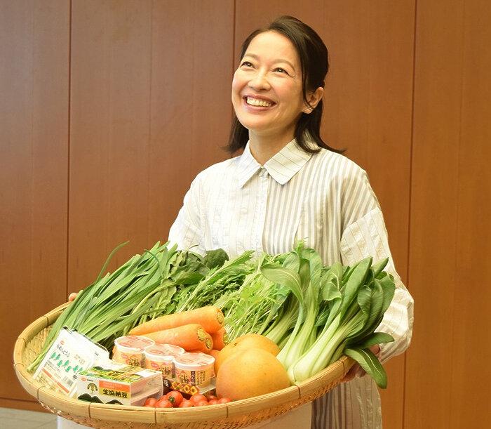 羽田美智子さんの写真