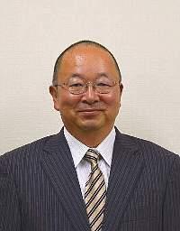 鶴長 義二 理事長の写真