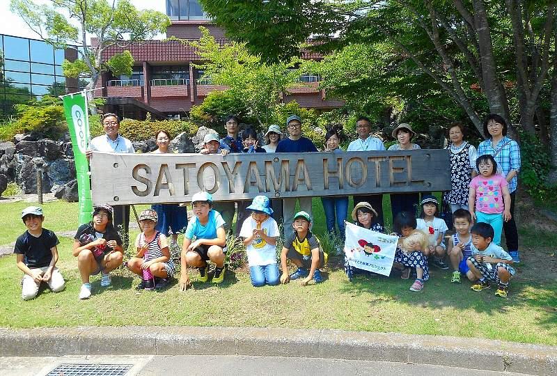 福島の子ども保養プロジェクト参加者の写真