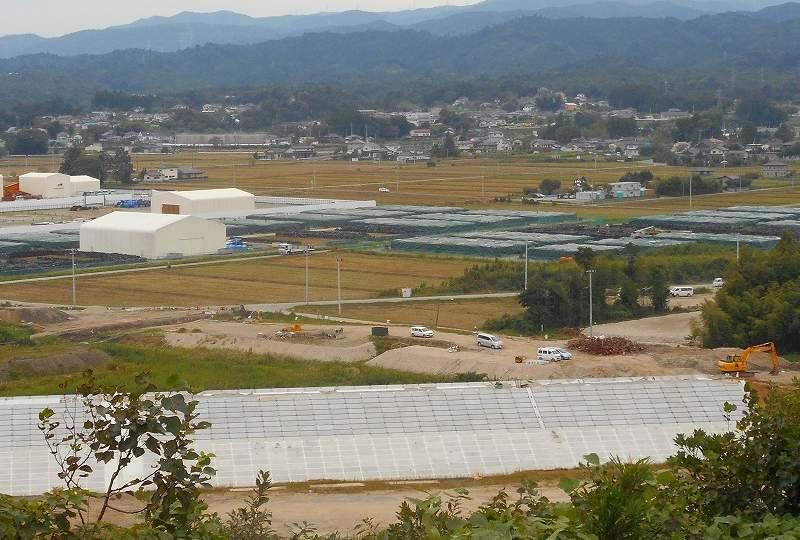 福島被災地の写真