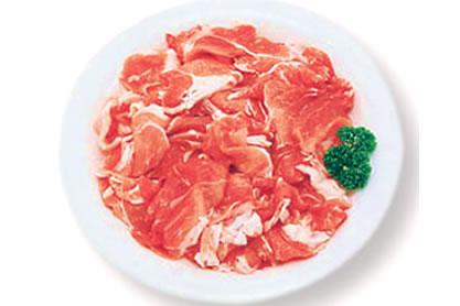 お米育ち豚小間切のイメージ