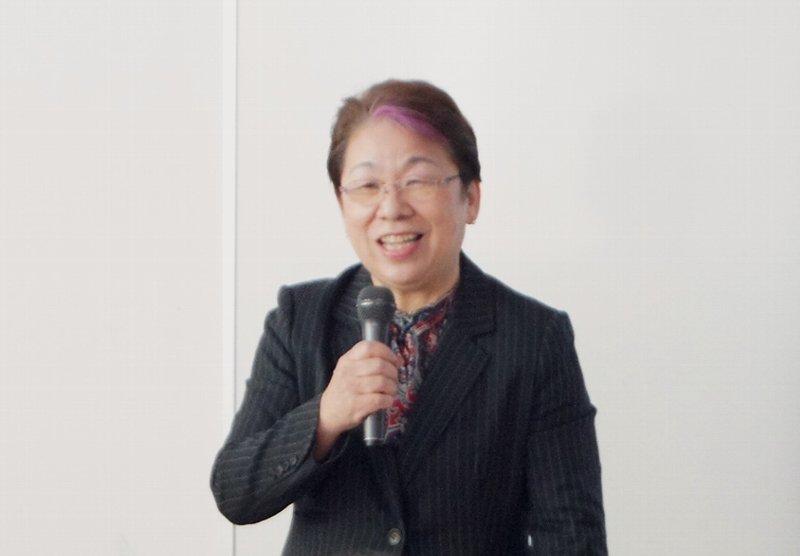 講師の日本生活協同組合連合会消費者活動アドバイザー 阿南久様